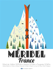 Seasons Meribel Art